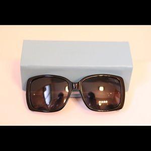 Blue Tiffany Key Sunglasses - TF4043B | 56-16-135